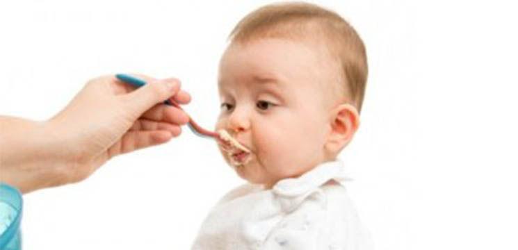 Diversificarea alimentației la sugar