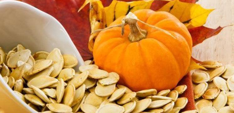 Semințele de dovleac cresc fertilitatea la femei