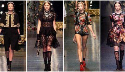 """Stilul baroc """"acaparează"""" toamna 2012!"""