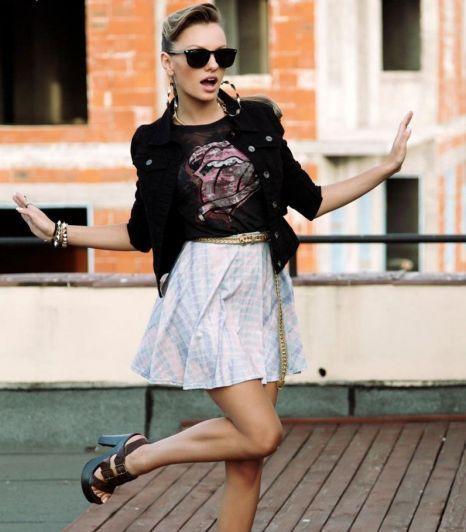 Alexandra Stan îndrăgostită: «Dragostea poate transforma pe oricine»
