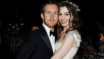 Anne Hathaway s-a măritat