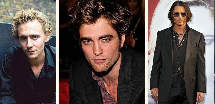 Cei mai sexy actori ai anului 2012