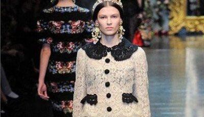 Colecţia Dolce & Gabbana – toamnă-iarnă 2012/2013