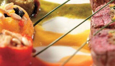 Cotlet de miel cu ierburi aromatice