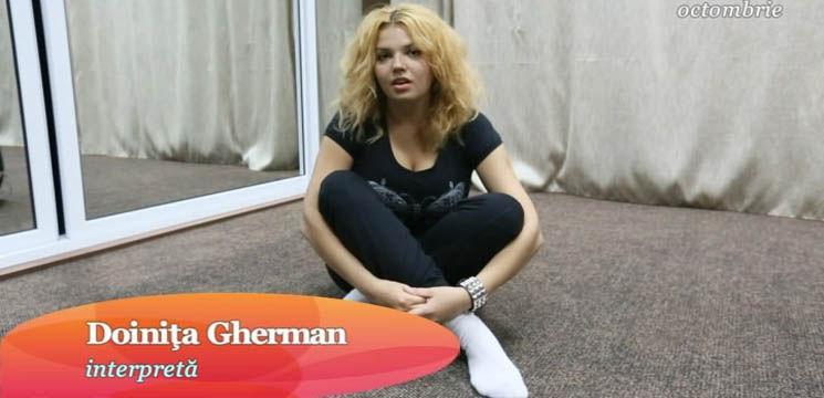 """Doiniţa Gherman: """"Nu se mai poate aşa. Dacă mă mai îngraş, nu voi mai putea ţopăi în scenă""""."""