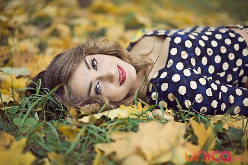 Ana  Suruceanu:  zâmbește, iubește…trăiește!