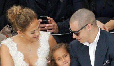 """J-Lo şi-a dus micuţa """"fashionistă"""" la prezentarea de modă Chanel"""