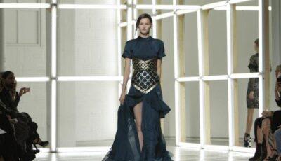 Noul trend din lumea modei: armura high-fashion