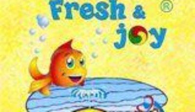 Fresh & Joy – faci curat cu noi!