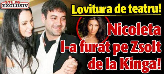 """Discuția dintre Zsolt și Kinga arată că:"""" NU era beat""""!"""