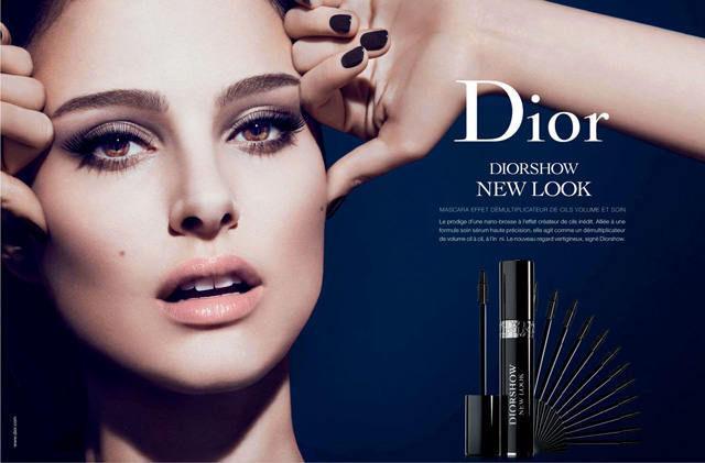 Natalie Portman, implicată în scandal din vina casei Dior!