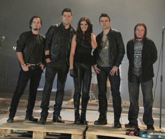 VUNK și Antonia concurează pentru MTV Europa 2012