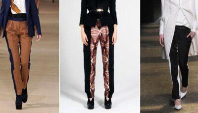 6 Modele de pantaloni ce te scot din anonimat în acest sezon