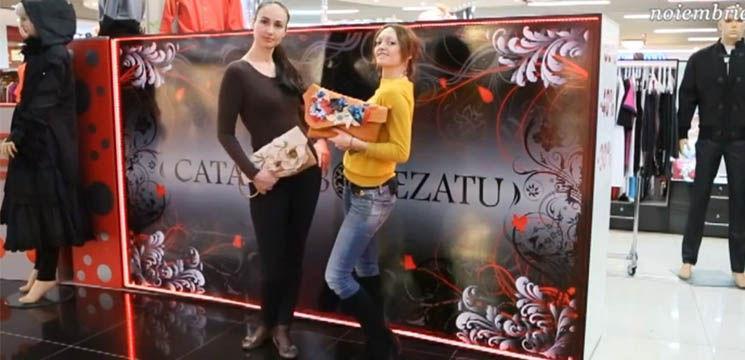 Brandul Cătălin Botezatu face ravagii şi în Chişinău!