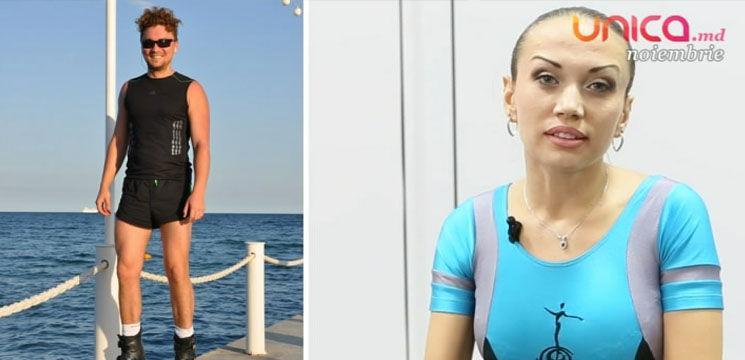 Foto: Ion Țurcan – bărbatul care a slăbit cu 15 cm la abdomen datorită Unica Sport