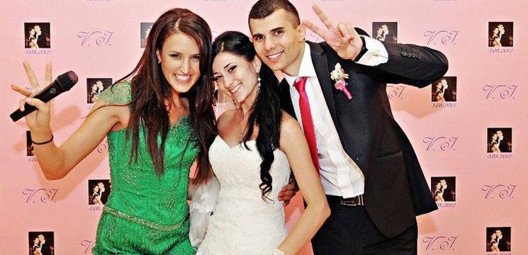 Foto: Tatiana Heghea: Muzica potrivită îți garantează distracție maximă la nuntă