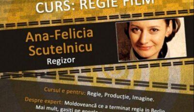 Ana-Felicia Scutelnicu – premiul întâi la Festivalul Internațional de Film de la Roma