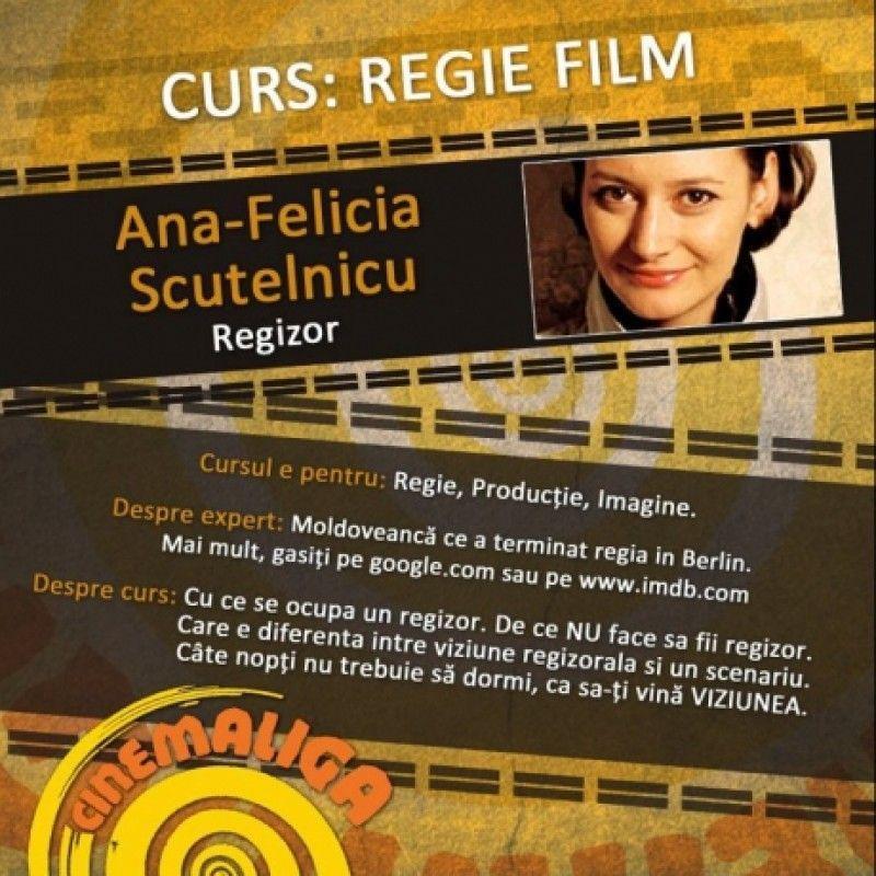 Foto: Ana-Felicia Scutelnicu – premiul întâi la Festivalul Internațional de Film de la Roma