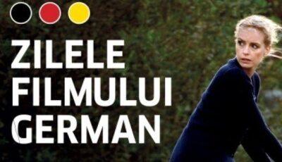 Zilele Filmului German se vor desfăşura la Chişinău