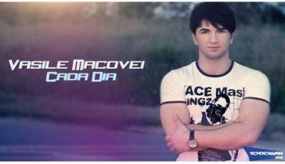 Vasile Macovei a lansat o piesă nouă