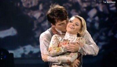 """Moldoveanul ovaționat de public pe scena showului """"Dansează toți!"""""""