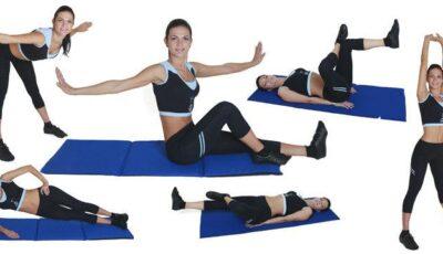 4 Exerciţii pentru un abdomen de invidiat