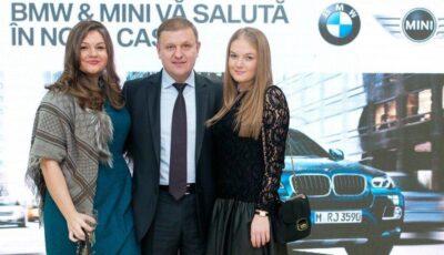 Deschiderea noului showroom BMW în Republica Moldova