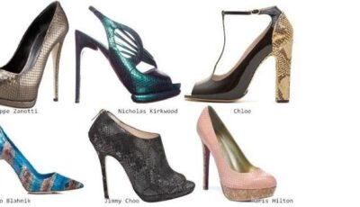 Alege-ți perechea de pantofi potrivită pentru seara de Revelion! (50 foto)