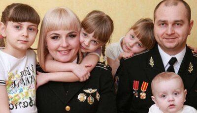 Antonina Samoil- polițistă, soție devotată și o mamă iubitoare