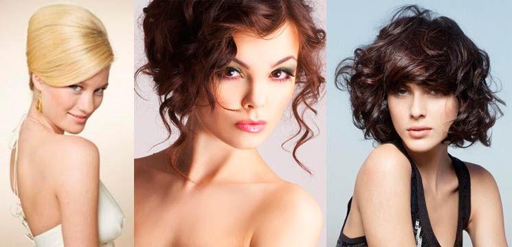 Coafuri de Revelion pentru părul lung, mediu și scurt
