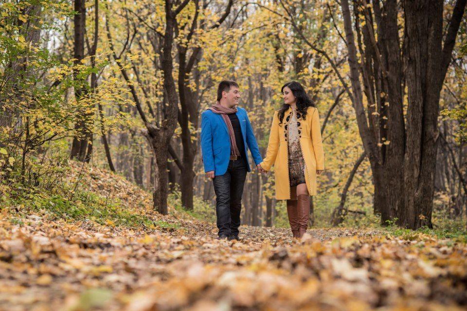 Rezervele pentru iarnă ale cuplului Corina Țepeș – Costi Burlacu