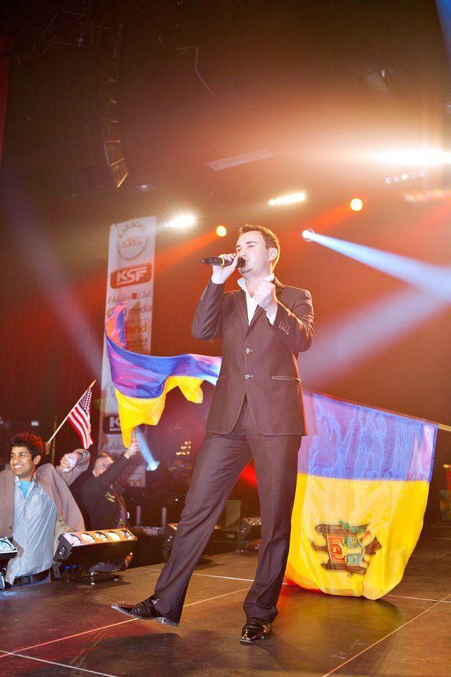 Modovenii la Campionatul Mondial la Karaoke