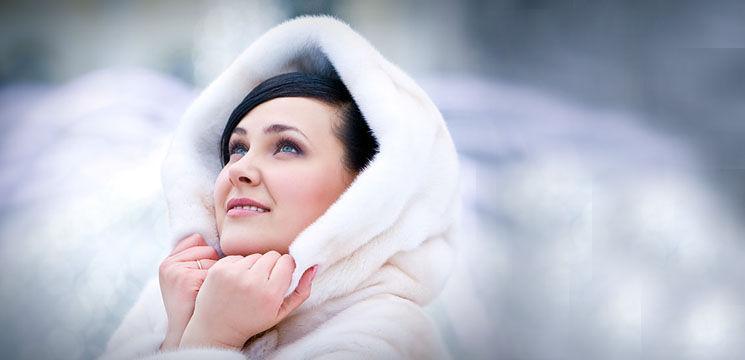 Fii o mireasă stilată și iarna!