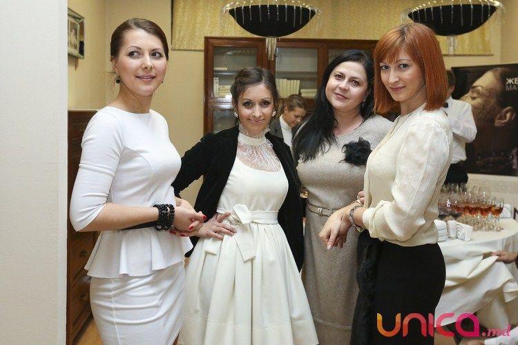 Seara femeilor VIP