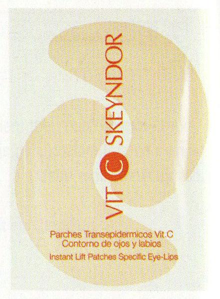 NOU!!! De la SKEYNDOR – plasturi transdermici vitamina C!