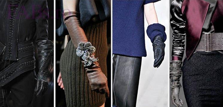 Mănușile- accesorii indispensabile ale iernii
