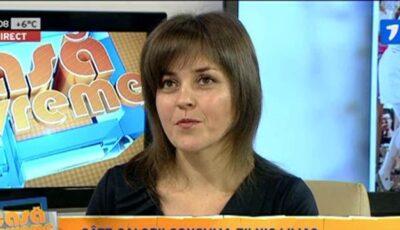 Miss Unica Sport 2012 în vizită la Jurnal TV