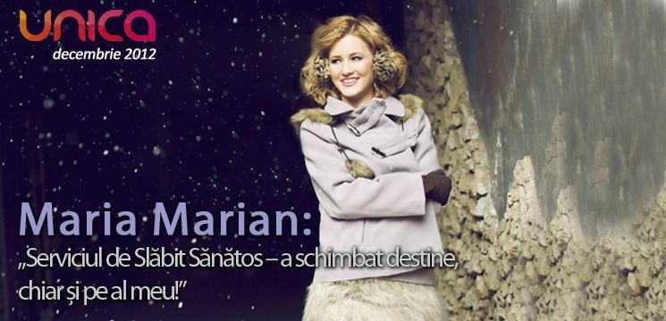 """Maria Marian: """"Serviciul de Slăbit Sănătos – a schimbat destine, chiar și pe al meu!"""""""