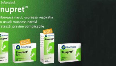 Sinuzita este mai mult decât un nas înfundat!