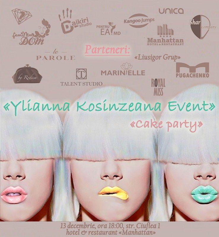 """""""Ylianna Kosânzeana Event"""" vine cu noi suprize de sărbători!"""