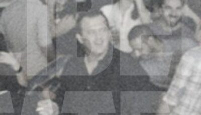 Soțul lui Teo Trandafir prins în flagrant  într-un club de fiţe!