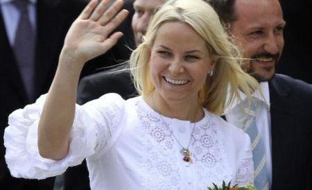 Foto: Gestul soţiei prinţului moştenitor al Norvegiei a uimit întreaga lume