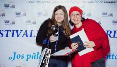 UNICA  la Festivalul Voluntarilor 2012