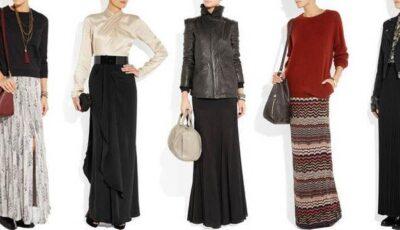 Învaţă cum asortezi piesele vestimentare cu croiuri maxi în sezonul rece!