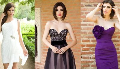 30 rochii deosebite pentru cununia civilă!