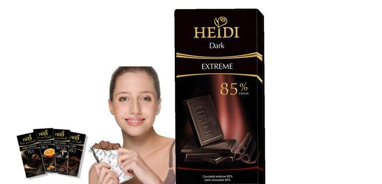 "Ciocolata – ""aspirina dulce"" pentru inima ta!"