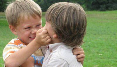 De unde apare agresivitatea la copii