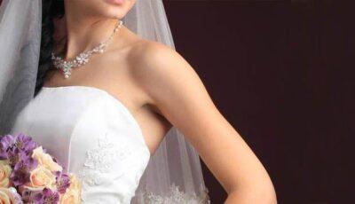 Decolteul rochiei de mireasă potrivit siluetei tale!