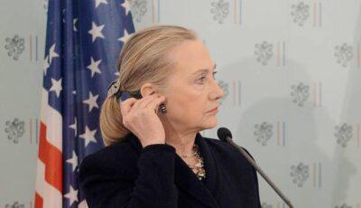 Motivul din care Hillary Clinton este la un pas de orbire!