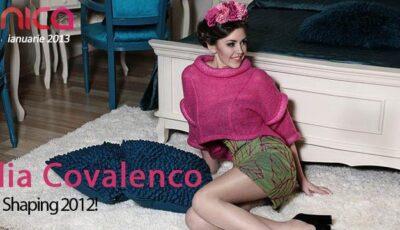 Lilia Covalenco- Miss Unica Sport 2012!